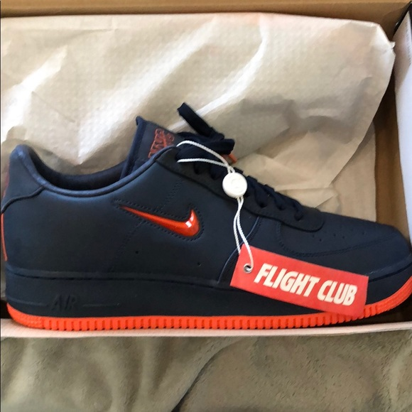 New Nike Air Force Ones Nyc Edition